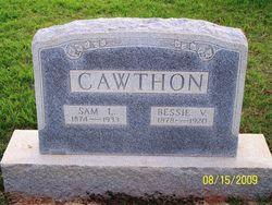 Samuel Langley Cawthon