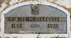 Charles Marion Alexander