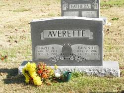 Hazel D. Averette