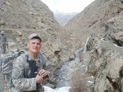 Sgt Blue Charles Rowe
