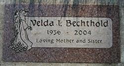 Velda Ione <i>Day</i> Bechthold