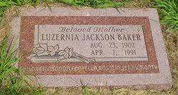 Luzernia <i>Jackson</i> Baker