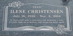 Ilene Teen <i>Griffiths</i> Christensen