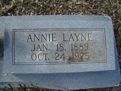 Annie <i>Layne</i> Rogers