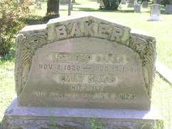 Emily <i>Sears</i> Baker