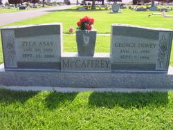 Zela <i>Asay</i> McCaffrey