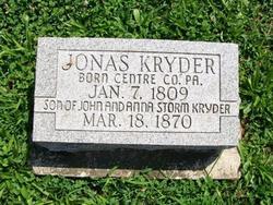 Jonas Kryder