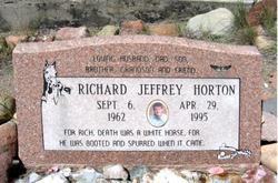 Richard Jeffrey Horton