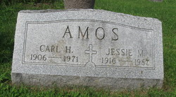 Jessie May <i>Piper</i> Amos