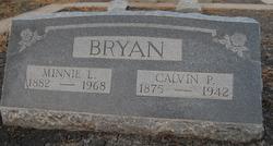 Minnie Lee <i>Tucker</i> Bryan