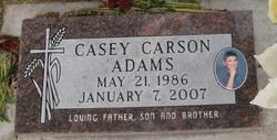 Casey Carson Adams