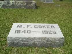 Mary Frances <i>Eitel</i> Coker