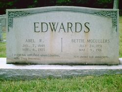 Bettie <i>McCullers</i> Edwards