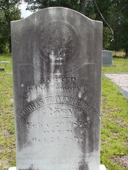 Thomas Franklin Harley
