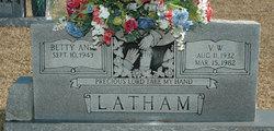 V W Latham