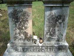 Mary Ann <i>Philips</i> Atkinson