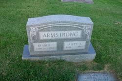 Allen A Armstrong
