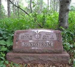 Erick W Sundstrom
