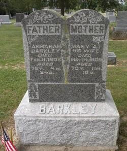 Mary Ann <i>Miller</i> Barkley