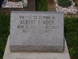 Albert Binder