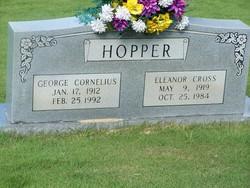 Eleanor G. <i>Cross</i> Hopper