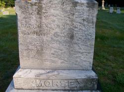 Capt Benjamin F Morse