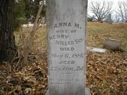 Anna Marie <i>Maurer</i> Miller