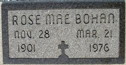 Rose Mae <i>Edgar</i> Bohan