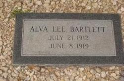 Alva Lee Bartlett