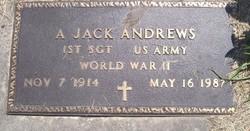 A Jack Andrews