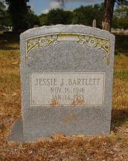 Jessie J Bartlett