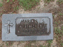 Marion S Crichlow