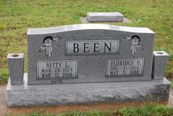 Betty L <i>Reeves</i> Been