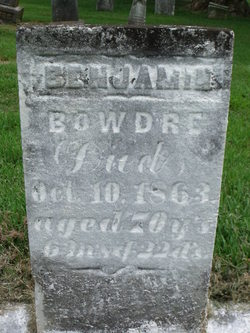 Benjamin Lee Bowdre