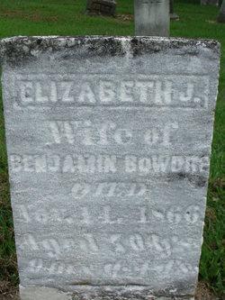 Elizabeth J Bowdre