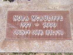 Nora McAuliffe
