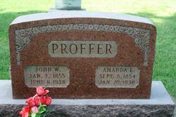 John Wesley Proffer