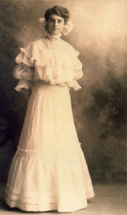 Nellie May <i>Righthouse</i> McPheeters
