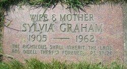 Sylvia <i>Cogill</i> Graham