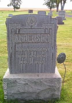 Joseph Nathaniel Anderson