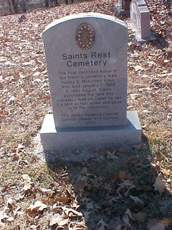 Saints Rest Cemetery