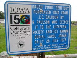 Brush Point Cemetery