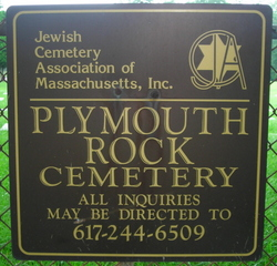 Plymouth Rock Cemetery