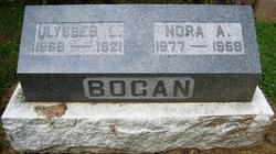 Nora Ann <i>Louks</i> Bogan