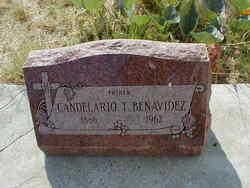 Candelario T Benavidez