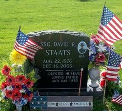 Sgt David Roger Lee Staats