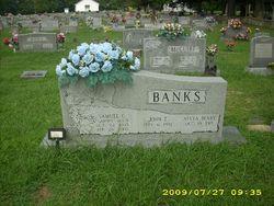 Samuel C. Sammy <i>Boyd</i> Banks