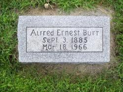 Alfred Ernest Burr