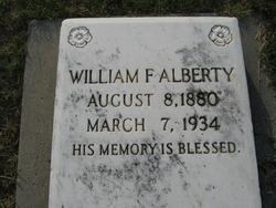 William Fewell Alberty