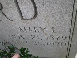 Mary Moon <i>Landreth</i> Hurd
